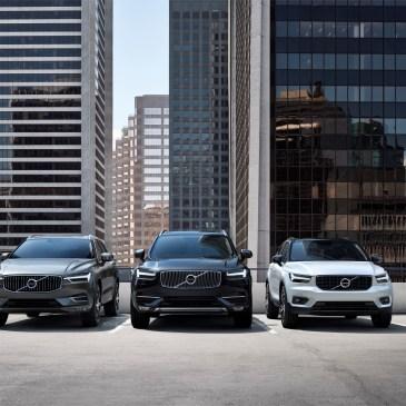 Ρεκόρ πωλήσεων για την Volvo Cars. Κατάφερε το καλύτερο εξάμηνο μέχρι σήμερα.