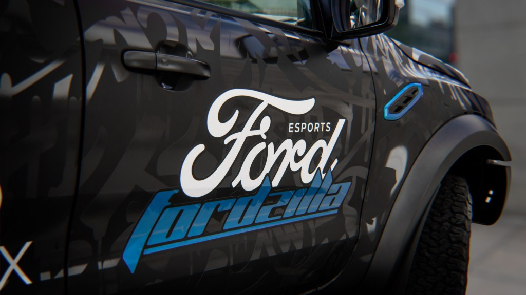 Fordzilla Esports Racing Team