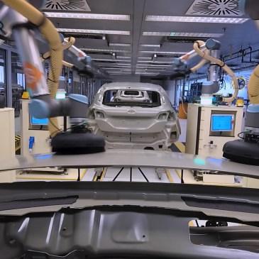 """Σε 35 δεύτερα τα """"cobots"""" έχουν πετύχει το τέλειο Fiesta!"""