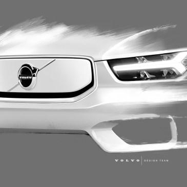 Volvo, περισσότερες λεπτομέρειες για το ολοκαίνουργιο, φουλ ηλεκτρικό XC40