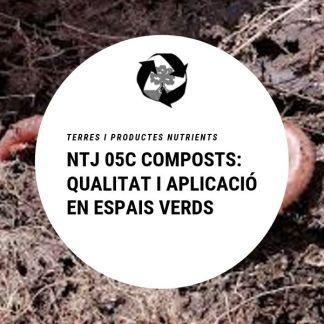 NTJ 05C Composts calidad y aplicación en espacios verdes