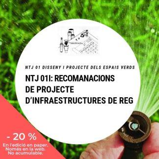 NTJ 01I RECOMANACIONS DE PROJECTE D'INFRAESTRUCTURES DE REG_20