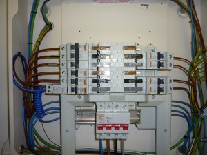 3 Phase Consumer Unit  NTL Electrical Services LTD Scarborough