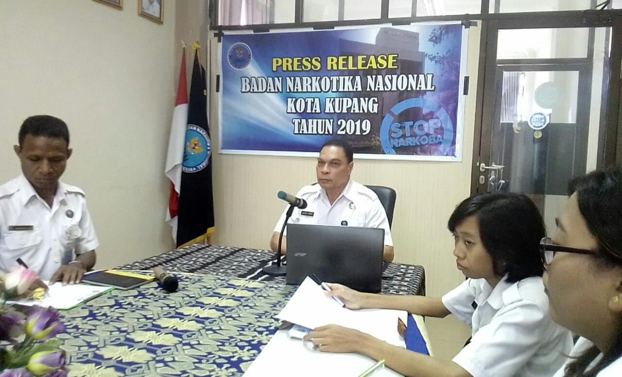 BNN Kota Kupang Penuhi Target Rehabilitasi Pengguna Narkoba