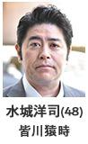 水城洋司(48) 皆川猿時