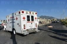 Fallece mujer tras accidente de motos en Tepic1