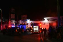 Se incendia maderería en Tepic