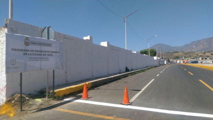 Calle Rey Nayar