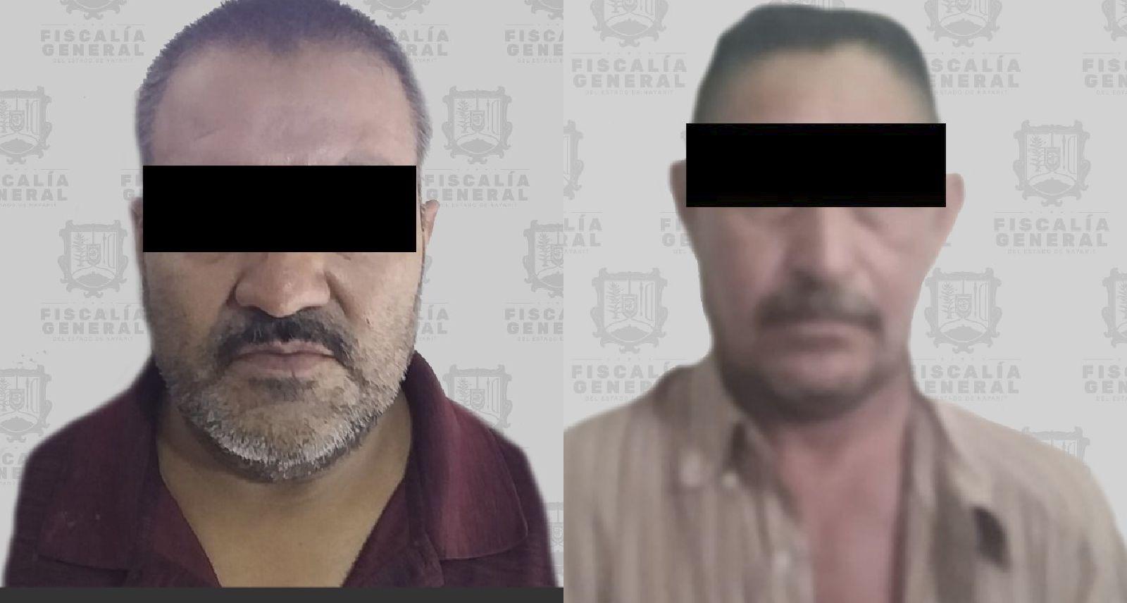 Arresta Fiscalía de Nayarit a dos hombres acusados de ultrajar a dos menores