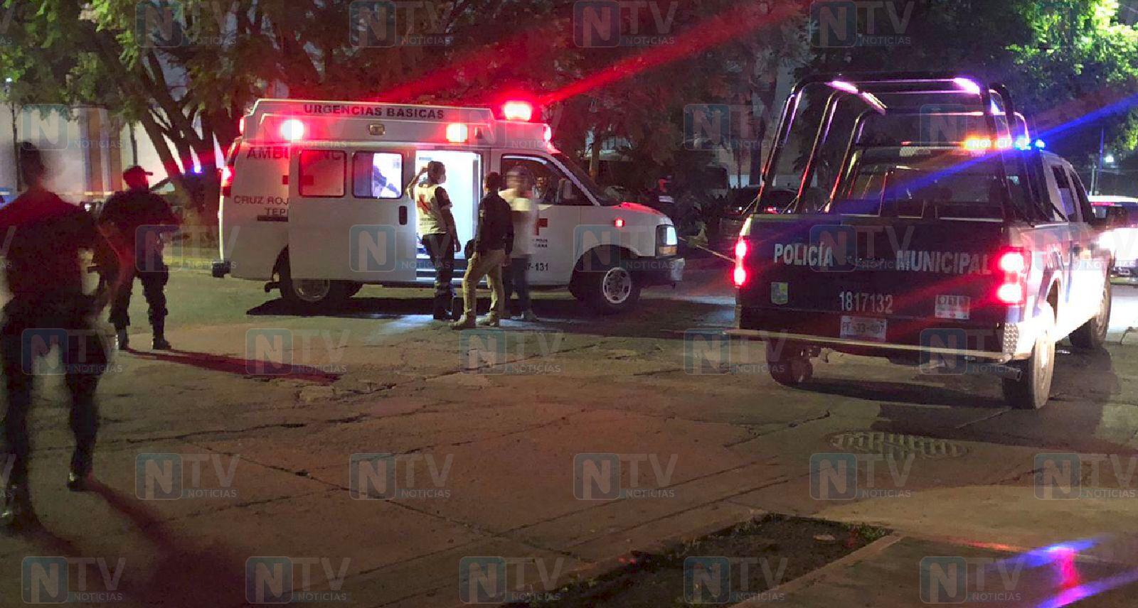 Hombre resulta con herida de bala en el fraccionamiento Ciudad del Valle