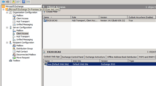 Question: How To Enable And Disable OWA Features In Exchange Server