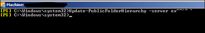 Question:How To Force Public Folder Replication In Exchange Server 2010 (1/5)