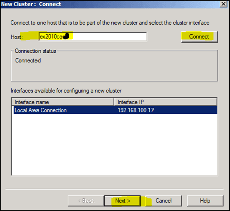 Question: How To Create CAS Array On Exchange Server 2010 (3/6)