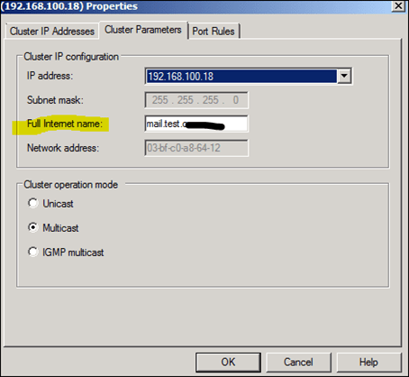 Question: How To Create CAS Array On Exchange Server 2010 (6/6)