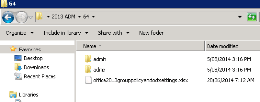question how to install office 2013 administrative