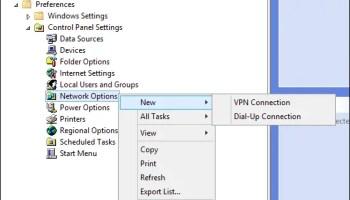 Question: Windows Server 2012 Windows 8 Proxy Settings Not Applying