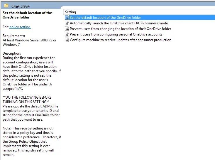 Install onedrive for business administrative templates windows install onedrive for business administrative templates windows server infrastructure toneelgroepblik Gallery