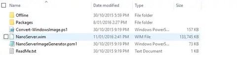 Install And Configure IIS On Windows Server 2016 Nano Server