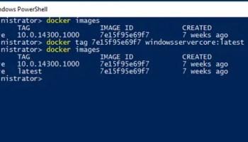 Install docker client on windows server 2016 | Install Docker