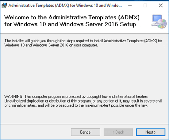 Install Windows 10 And Windows Server 2016 Administrative