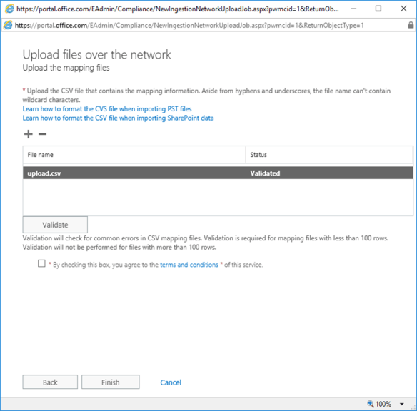 How To Upload A PST File To Office 365 And Import It To A