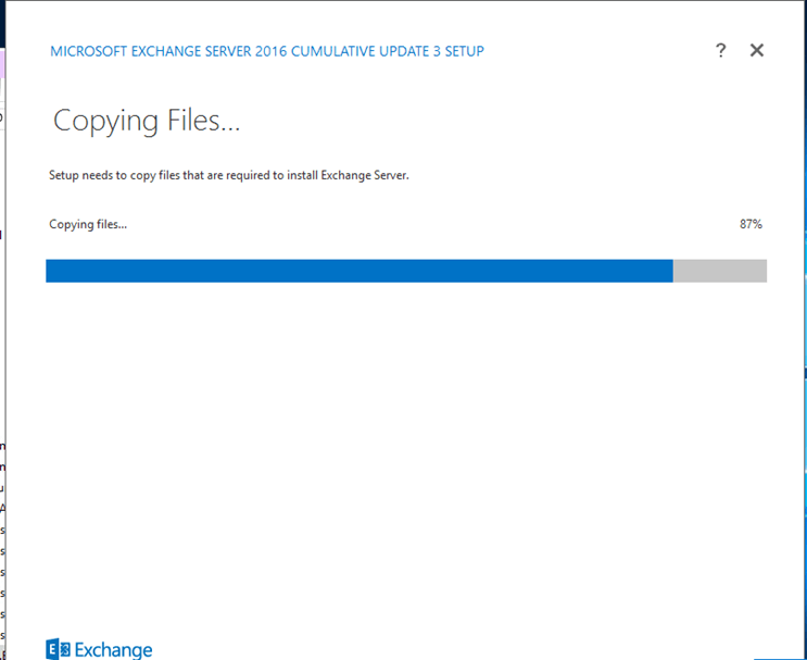 Install Exchange Server 2016 Management Console On Windows