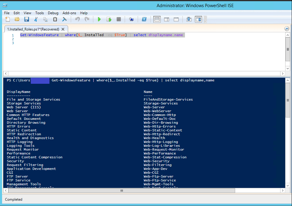 install certificate iis powershell