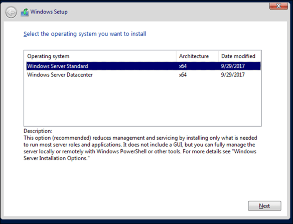 Windows Server 2003 Standard Iso