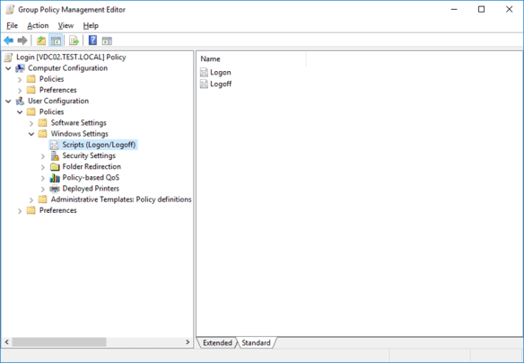 How to Configure Logon and Logoff Scripts In Group Policy