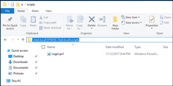How to Configure Logon and Logoff Scripts In Group Policy And