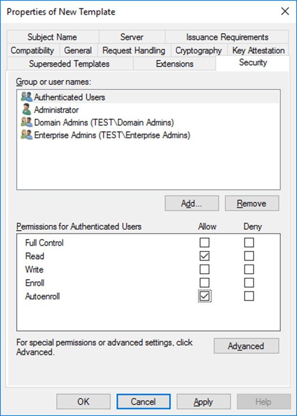 Certificate Auto-enrollment Using Group Policy And Windows ...