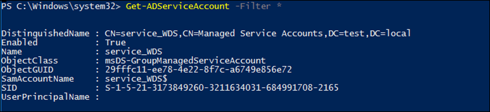 How To Configure Managed Service Accounts Windows Server