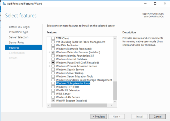 Windows Server 2019 Preview Installation and Overview
