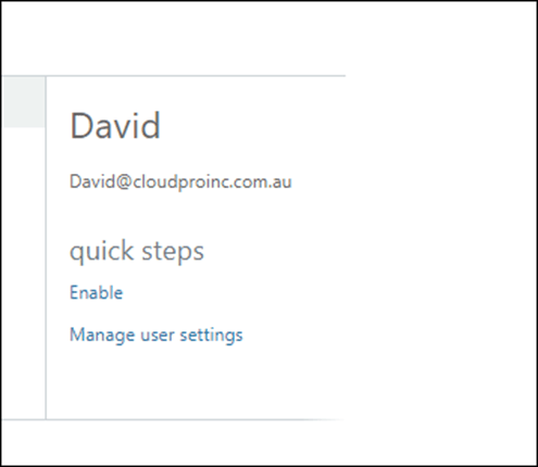 How To Enable Multi-Factor Authentication In Office 365 - Cloud and