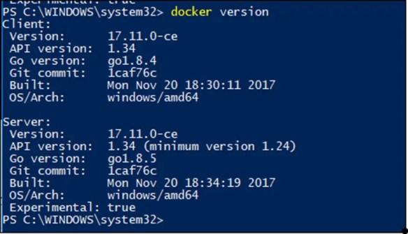 Windows 10 Containers Vs Docker
