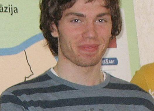 Jānis Jermaks – Baltijas valstu ķīmijas olimpiādē trešais