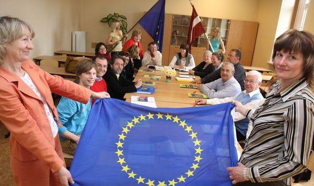 Mēs paši veidojam savu Eiropu
