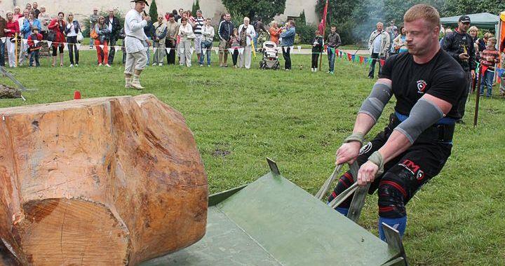 Suveizda uzvar spēkavīru mačos Jaunpils posmā