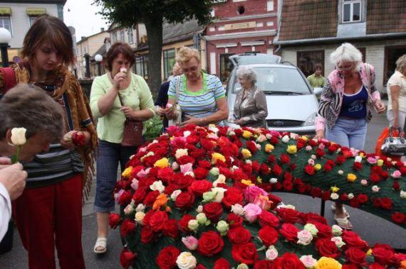 Tukuma rožu vainags
