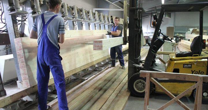 «Līvas grupa» Jaunpilī ražo saliekamo māju – «Liveko»