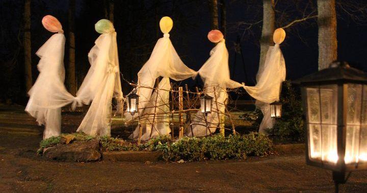 Pašiem savs Helovīns – Spoku stāstu vakars Džūkstē /FOTO/