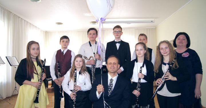 Tukuma Mūzikas skolas klarnešu kvartetam – 10