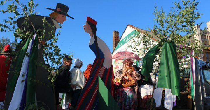 Tukuma novada svētku gājienā