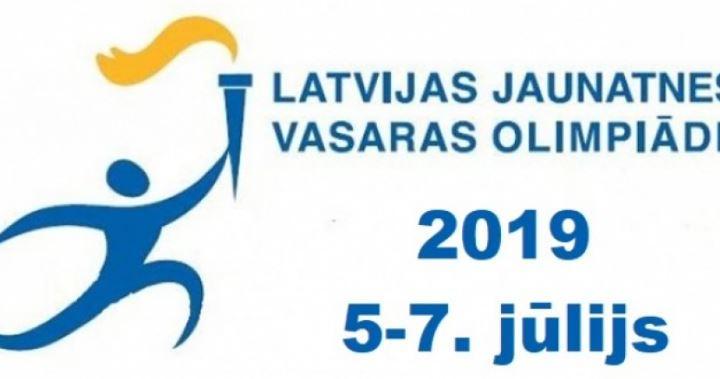 Jaunatnes olimpiādē novadus pārstāv 85 sportisti