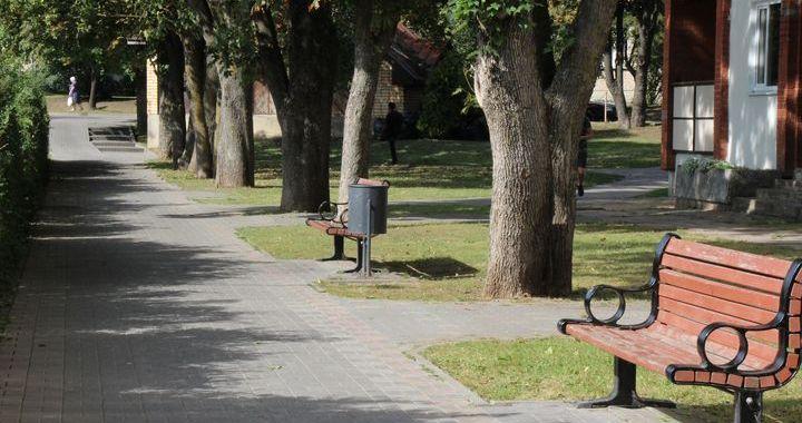 Kur palika krēsli?