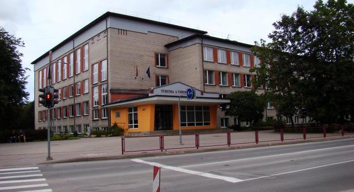 Izvēlēts Tukuma 2. vidusskolas būvnieks