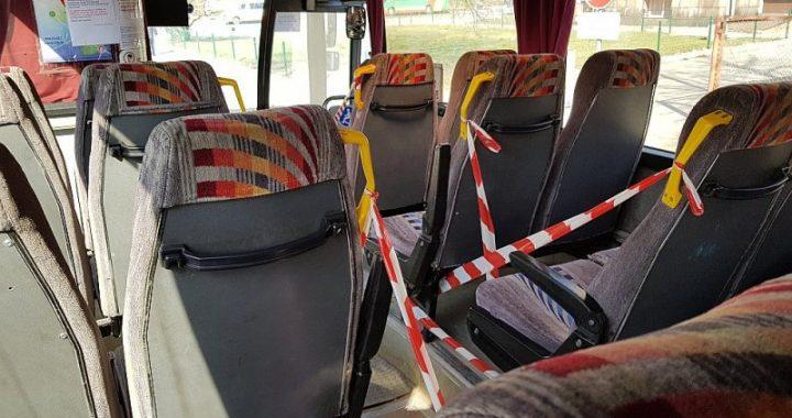 Reģionālo maršrutu autobusos ieviesti noteiktie pasažieru skaitu ierobežojošie pasākumi