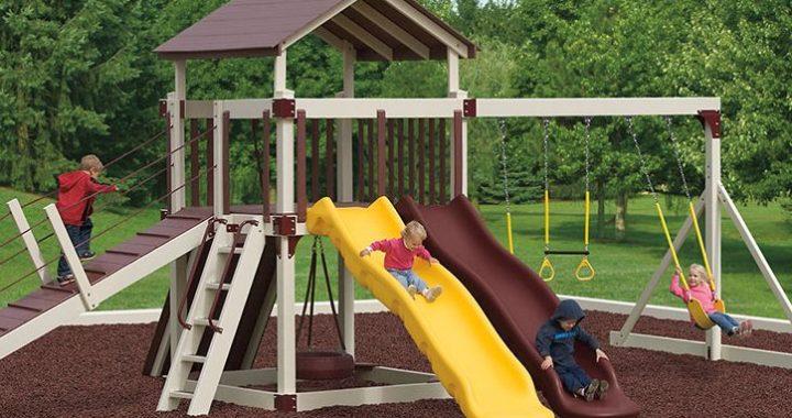 Tumē plānots labiekārtot rotaļu laukumus
