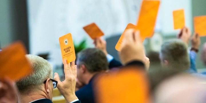 LFF kongresa dalībniekam – Guntaram Indriksonam – konstatēts «Covid-19»