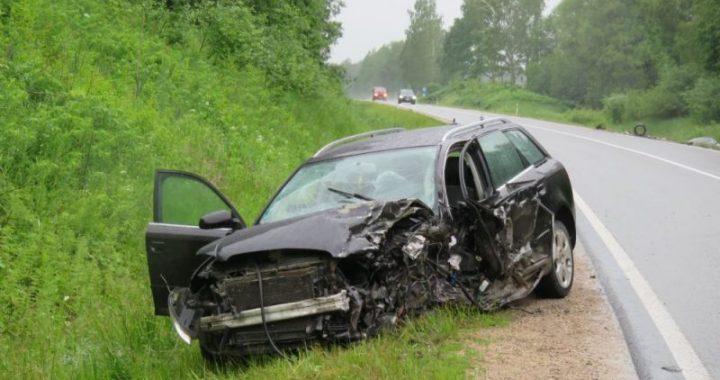 Šogad Zemgalē ceļu satiksmes negadījumos cietušas 329 un bojā gājušas 22 personas